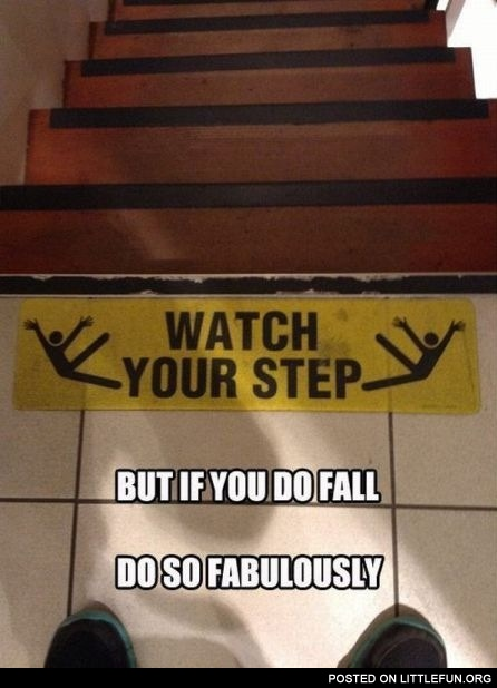 Do it fabulously
