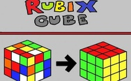 Rubik's cube, step-to-step guide
