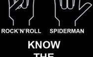 Rock'N'Roll vs. Spiderman, know the difference