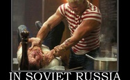 In Soviet Russia Waldo finds you