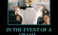 In the event of a crash