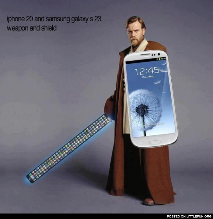 iPhone 20 and Samsung Galaxy s23