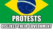 Dislikes their government - protests