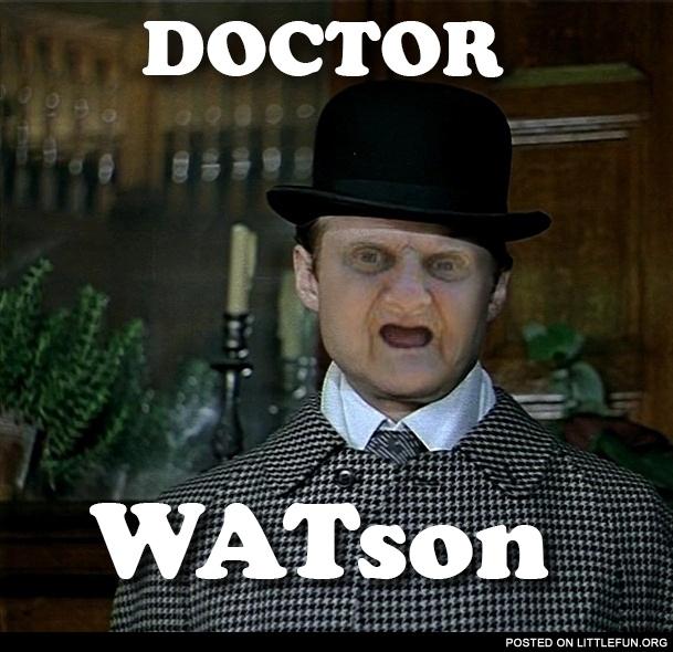 littlefun   doctor watson wat