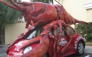 LOL, wrong cheat code. Lobster car.