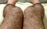 Anti-rape hairy stockings
