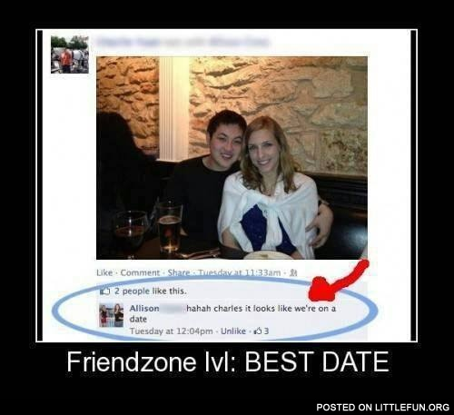 Friendzone lvl: best date