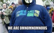 We are omnomnomnous