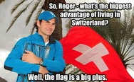 What is the biggest advantage of living in Switzerland?