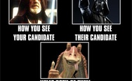How you see your candidate