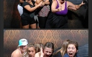 Haunted house reactions