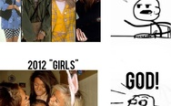 1990 girls vs. 2012 girls