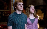 Ron and Hermione face swap
