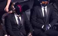 Daft Punk's reaction to Miley Cyrus at the VMA