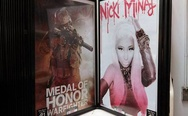 Medal of honor vs. Nicki Minaj