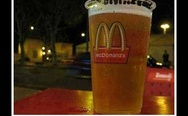 McDonald's in Germany sells beer