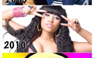 Evolution of Nicki Minaj
