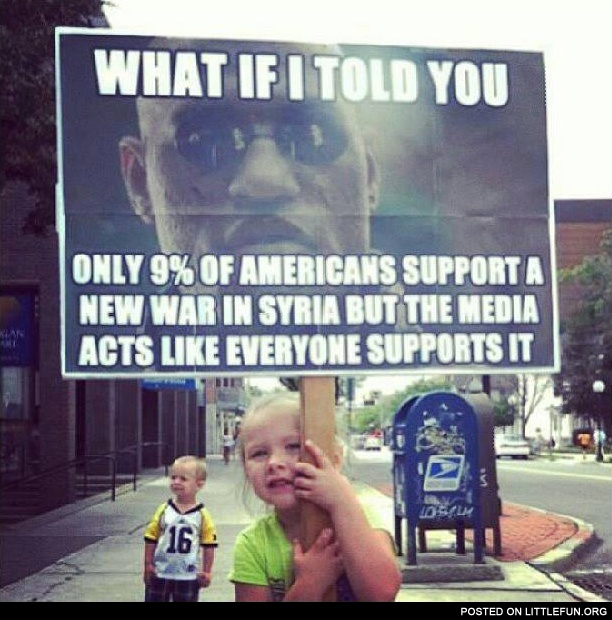 Media and war