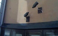 Security cameras fail