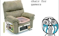 Chair for gamers