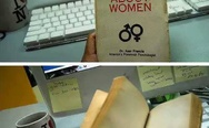 Everything men know about women book
