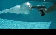 This is what an underwater gunshot looks like