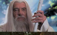 If you are Gandalf, why are you white?