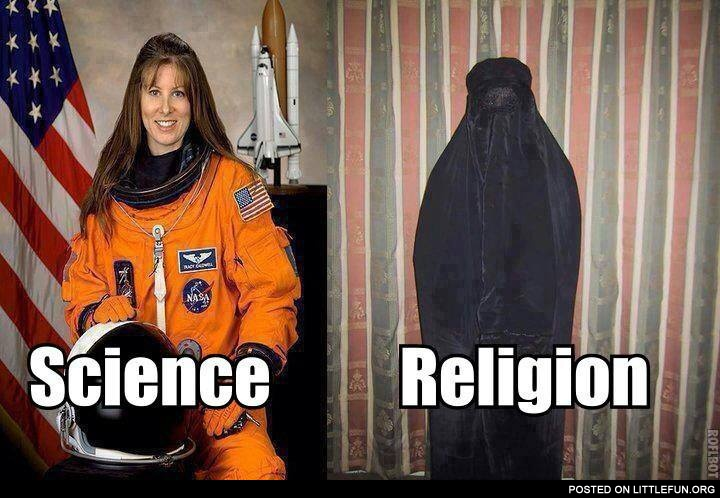 Science vs. Religion