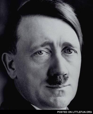Cute Hitler
