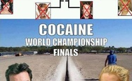 Cocaine, World Championship, Finals