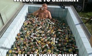 Welcome to Germany, I'll be your guide