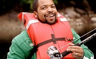 Unnecessary life-vest, ice cubes float