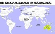 The world according to Australians