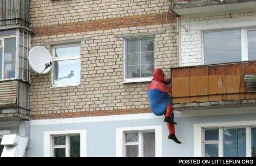 Fat spidey