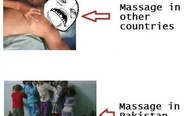 Massage in other countries