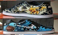 Pokemon shoes. Shut up and take my money.