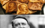 Hitler toasts