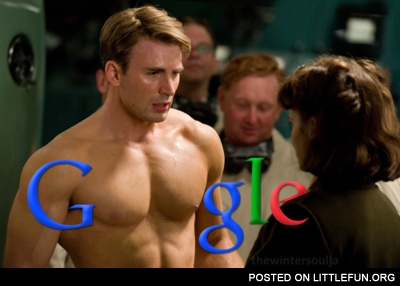 Google Captain America