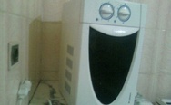 Happy microwave