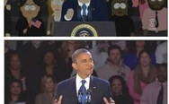Barack Obama in South Park