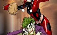 You know that moment when you get an idea... Harley Quinn and Joker