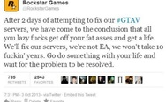 After 2 days pf attempting to fix our GTA 5 servers