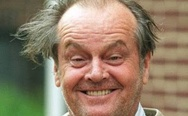 The less you give a f**k, the happier you'll be. Jack Nicholson.