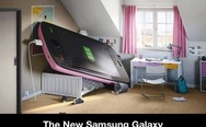 The new Samsung Galaxy