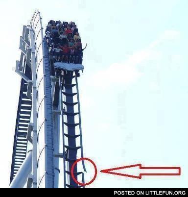 LittleFun Roller Coaster Fail