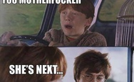 Harry, you motherf**ker