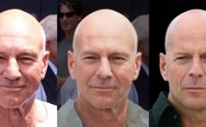 From Patrick Stewart to Bruce Willis