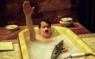 Hitler in the bathtub
