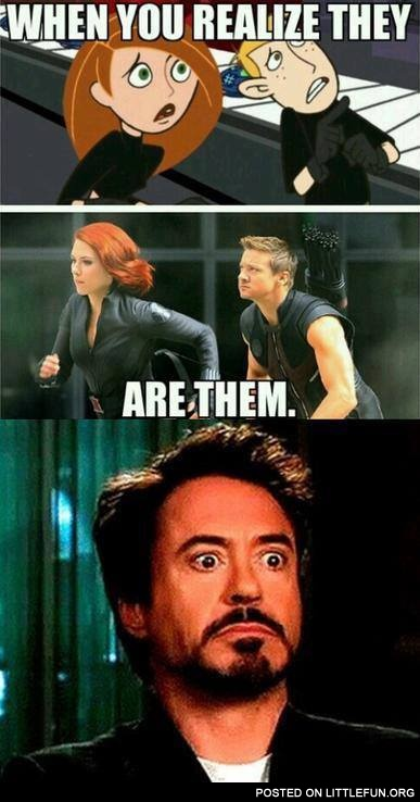 Kim Possible and the Avengers