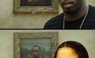 P Diddy Mona Lisa